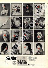 Slade Nobody's Fool Barn Records Ltd LP advert 1976