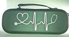 Bovke Travel Case For 3m Littmann Classic Iii Lightweight Ii Se Cardiology Iv