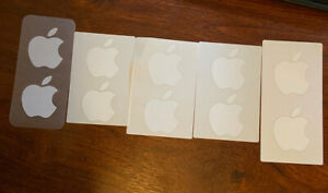 Apple Stickers - 12 Stickers