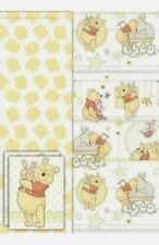 Disney Winnie The Pooh New Baby Gift Wrap Set 1 x Paper 1 x Tag & Tissue Paper