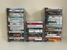 55 x ps3 Playstation 3 Spiele Restposten Paket-G/VG-Call of Duty Uncharted
