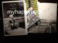 SIGNED by David Lynch Room to Dream A Life in Art book with event photos, new