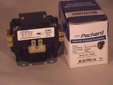 30 amp 2 pole 208/230 vac NEW Definite Purpose contactor relay HVAC FREE SHIP
