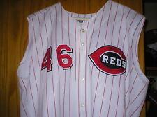 1999 Jason Bere Cincinnati Reds Game Used Worn Jersey