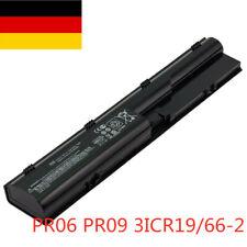 Laptop Akku Für HP ProBook 4330S 4530S 4535S 4540S 4545S PR06 PR09 633805-001