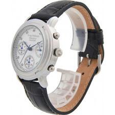 New Krug Baumen 150579DL Classic Ladies DIAMOND Chronograph Watch RRP £750