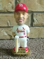 Albert Pujols 2001 Rookie of the Year Bobblehead St Louis Cardinals