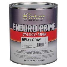 Kirker Enduro Prime Epoxy Primer (2K) DTM - Gray, Gallon, Made in USA #KP-EP611