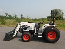 New Bobcat Ct4050 Compact Tractor W/ Loader, Hydro, 4X4, 540 Pto, 50.3 Hp Diesel