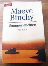Maeve Binchy - Sommerleuchten - Roman -1999 - guter Zustand!