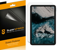 3X Supershieldz Clear Screen Protector for Nokia T20 Tablet (10.4 inch)