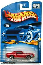 2001 Hot Wheels #126 1968 Ford Mustang