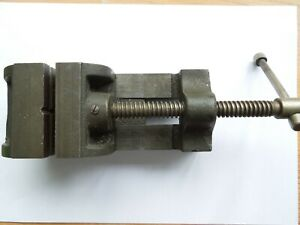 Toolmakers Model Drilling Milling Machine Hand Small Vice pos' sine table