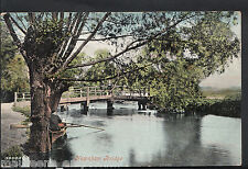Bedfordshire Postcard - Newnham Bridge   RT1614
