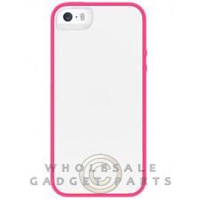 Skech Glow Apple iPhone 5S/SE Case - White/Pink Case Cover Shell Shield
