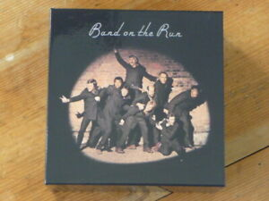 "Paul McCartney: ""Band on the Run"" Japan Mini-LP Promo Box [no cd beatles QSX"