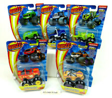 Nickelodeon Blaze And The Monster Machines Diecast Trucks Assortment