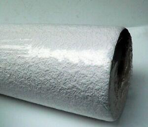New Sealed SupaTex Luxury Textured Vinyl Wallpaper  Paintable Thermal 21512