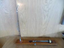(2) V-Rare Ice Fishing Tip Up Lights (Htf) B (3/20)