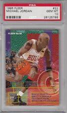 1995 Fleer Michael Jordan #22 PSA 10    Gem Mint! Jordan