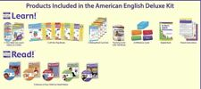 Your My Baby Can Learn & Child Can Read & Language Card set DELUXE Edition NEW