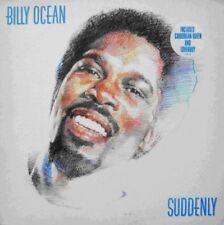 BILLY OCEAN (SUDDENLY - REMASTERED CD W/BONUS TRACKS SEALED + FREE POST)