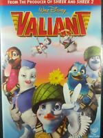 VALIANT DVD Disney Ewan McGregor Family Comedy 2005