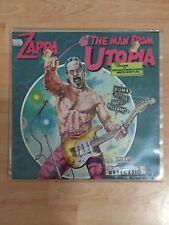 Frank Zappa The Man from Utopia Vinyl record Original 1983 1st Pressing