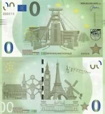 Biljet billet zero 0 Euro Memo - Bergbaumetropole Essen (074)