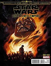 JOURNEY TO STAR WARS FORCE AWAKENS SHATTERED EMPIRE #1 DISPOSABLE HEROES VARIANT