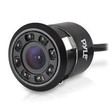 Pyle PLCM12 Mini Rearview Backup Cam Waterproof/Distance Scale Lines/Flush Mount