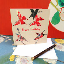K23;KIMONO DESIGN;SQUARE;BUTTERFLY;BIRTHDAY; CHILD; COLOURFUL;QUALITY;JAPAN