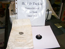 Penn Reel 710Z Original SpinFisher USA Made New Black Drag Knobs Part # 52-710Z