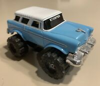 Schaper Stomper 4x4 Chevy Nomad running with working light. Exc Condition