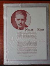 Vintage advertising- Lilly Pons Soprano - Opera -1933 Musical America magazine