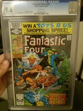 Fantastic Four #223 CGC 9.6 White Pages