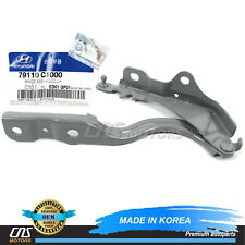 GENUINE Hood Hinge LEFT DRIVER Side for 2015-2018 Hyundai Sonata OEM 79110C1000