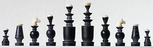 Stylish Regence Chess Set in Horn/natural  K = 72mm