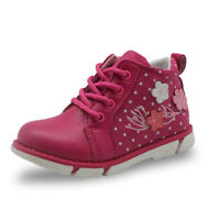 Winter Children Kids Floral Boots Snow   Baby Shoes Toddler Girls Sneaker