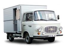Schuco 1:43 Barkas B 1000 Kofferwagen mit Figur Stasi 450364700