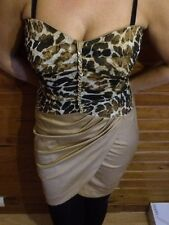 """++++ TRES BELLE ROBE DE SOIREE SEXY """"MISS MISS BY VALENTINO""""  TAILLE 40  ++++"""