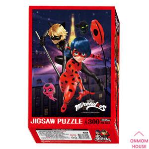 [Miraculous Ladybug] Jigsaw Puzzle 300 Ladybug Night in Paris