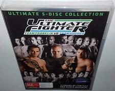 UFC THE ULTIMATE FIGHTER SEASON 2 BRAND NEW REGION FREE DVD FRANKLIN VS HUGHES