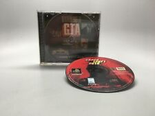 GRAND THEFT AUTO - PS1 PLAYSTATION 1 GAME AND CASE (NO MANUAL)