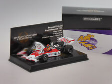 Minichamps 436740005 # McLaren Ford M23 F1 World Champion 1974 E.Fittipaldi 1:43