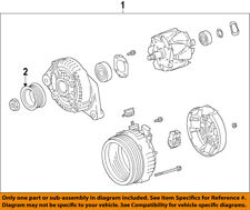 TOYOTA OEM 14-18 Corolla-Alternator 270600T240