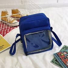 Ita Bag DIY Transparent Backpack Kawaii Harajuku Schoolbag For Teenage Girls New