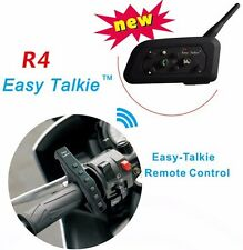 1XR4 Easy Talkie bluetooth helmet intercom bt interphone with remote contorl