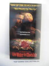 Like Water for Chocolate,  Ada Carrasco, Mario Ivan Martinez    VHS Movie