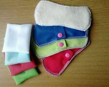 protege slip imperméable (lot de 4) - protections urinaires lavables